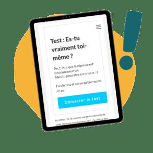 Programmes de développement personnel : test