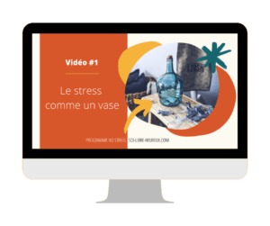 Comment ârreter de stresser vidéo#1 programme No Stress